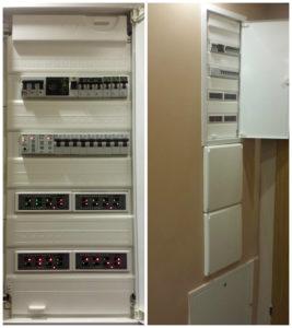 instalacja elektryczna do inteligentnego domu